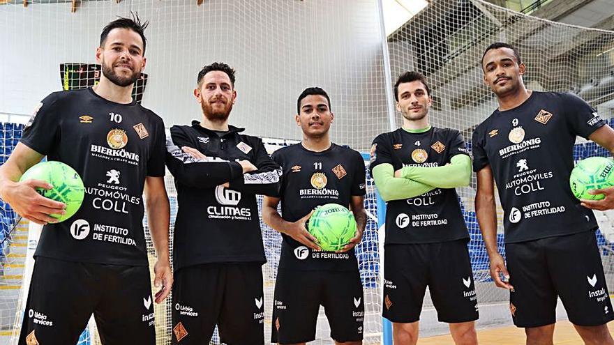 El Palma Futsal apura sus últimas balas en la fase regular frente al Real Betis