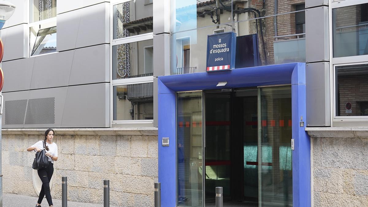 La comisaria dels Mossos de Vista Alegre a Girona