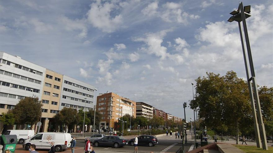 El tiempo en Córdoba: intervalos de nubes sin descartar chubascos dispersos