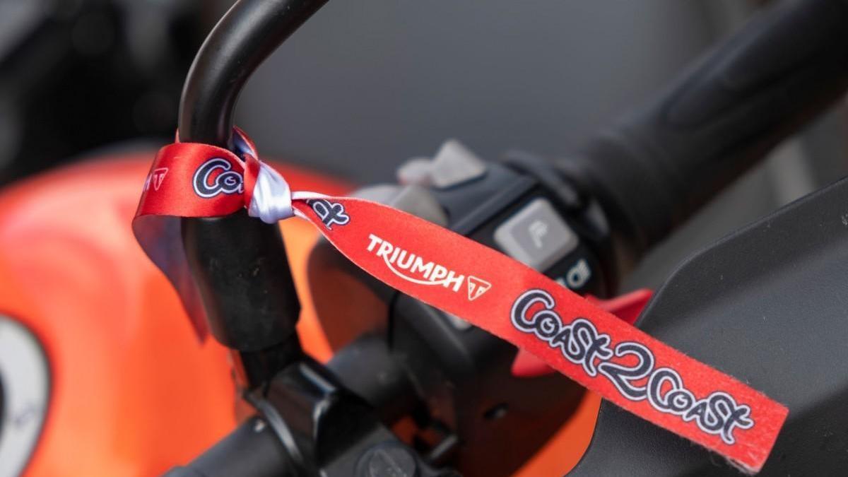 """Triumph abre las inscripciones para el """"Coast 2 Coast 2020"""""""