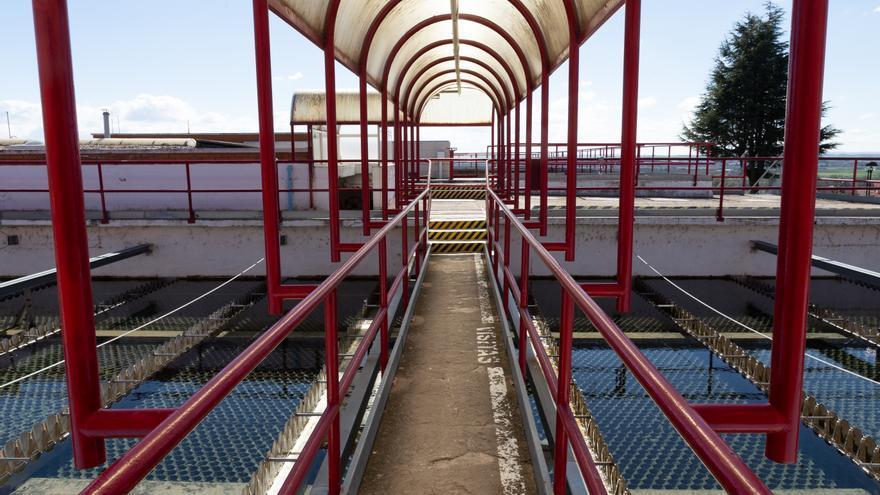 El agua en Tardobispo será más barata gracias a que se amplía la red de Zamora