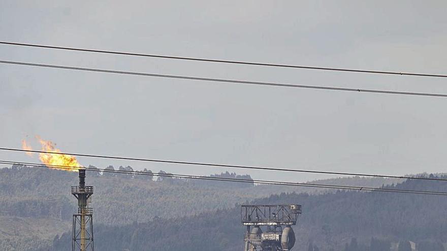 La crisis recorta un 21% el negocio del metal asturiano, que contiene el empleo