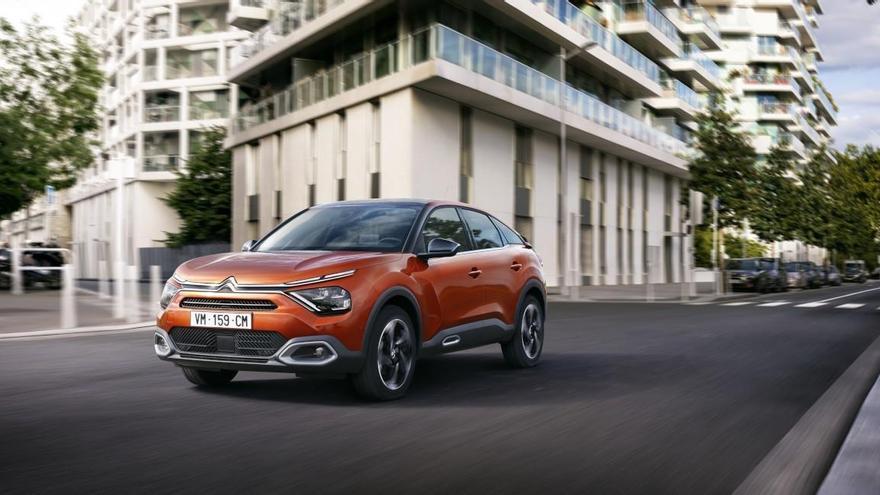 Nuevo Citroën C4 2021, fabricado en España para todo el mundo