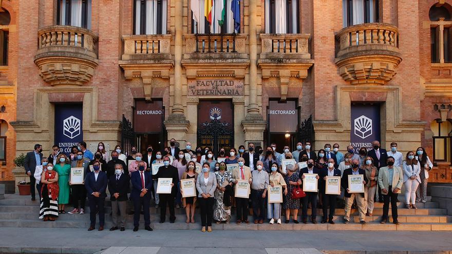 La Fundación Magtel reconoce en Córdoba a una treintena de colectivos su labor en la pandemia