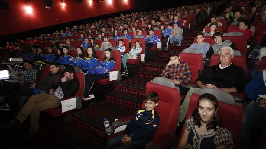 Reabren los cines Odeón de Trasona tras cinco meses sin actividad