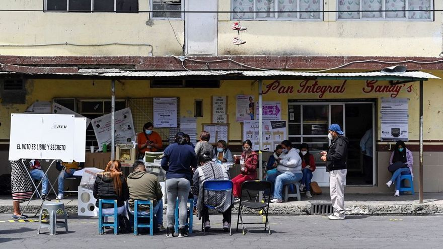 Llancen caps humans a dues meses electorals de la localitat mexicana de Tijuana