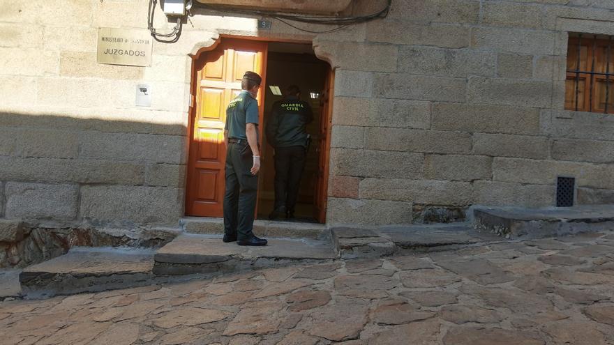 Los detenidos en la redada de Sanabria, acusados de organización criminal y tráfico de drogas