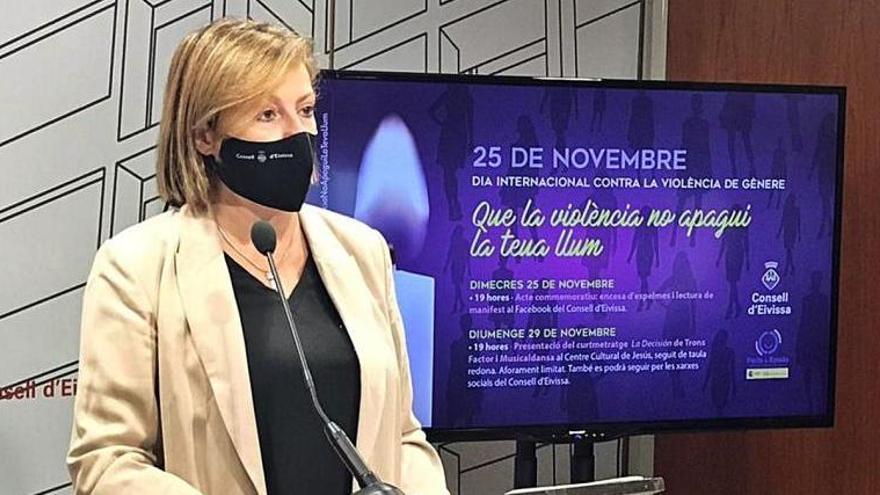 La asistencia a hijos de víctimas de malos tratos en Ibiza se ha duplicado por el Covid