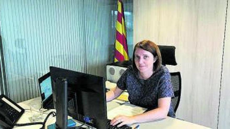La rosinca Mar León és la nova gerent de l'ACA