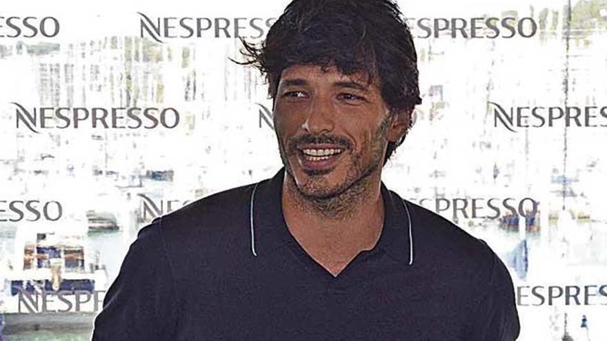 Andrés Velencoso, el invitado de la Copa más esperado