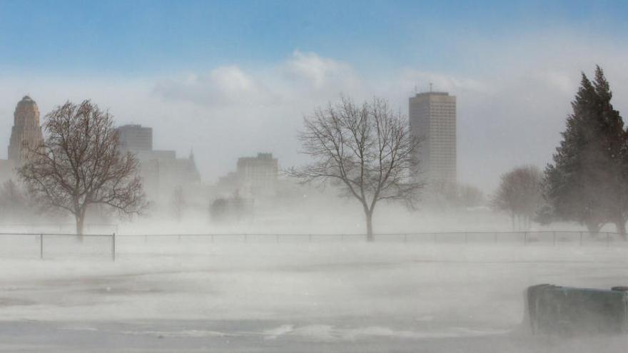 La ola de frío polar en EEUU deja al menos 21 muertos