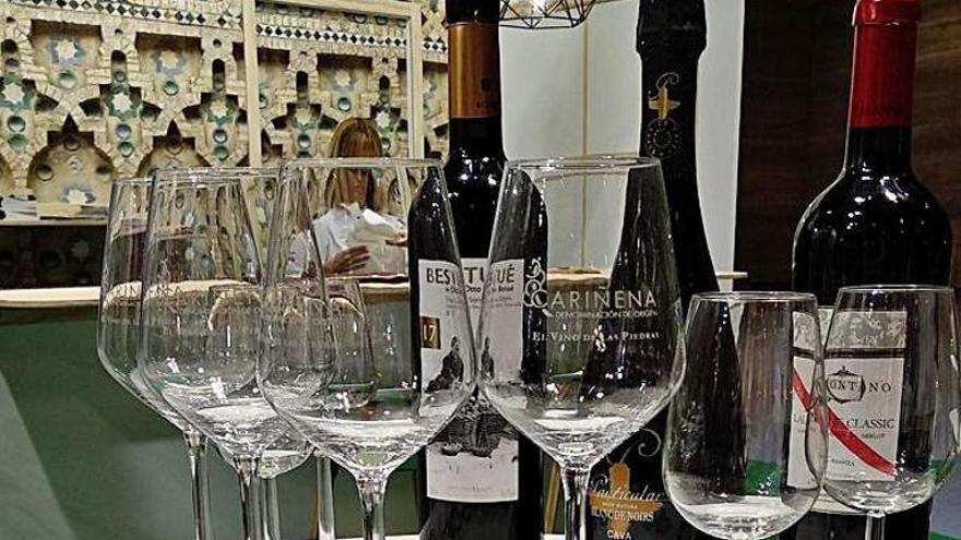 La Ruta del Vino retoma los actos de promoción  en Fitur