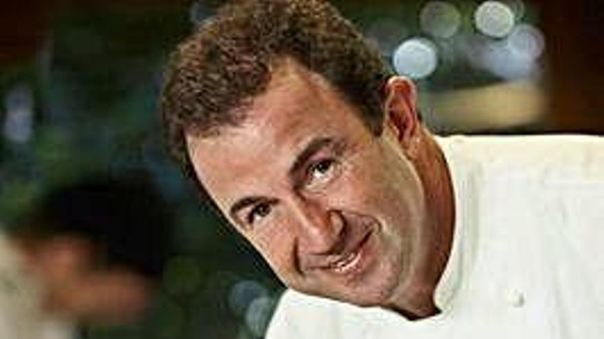 El chef Berasategui, Premio Lola Torres