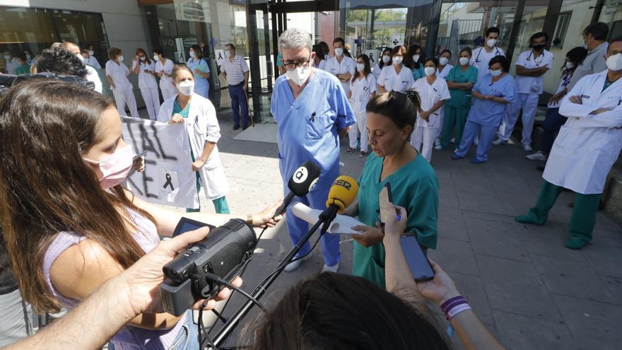 Los médicos de Alcoy exigen medidas para que esta área sanitaria atraiga facultativos