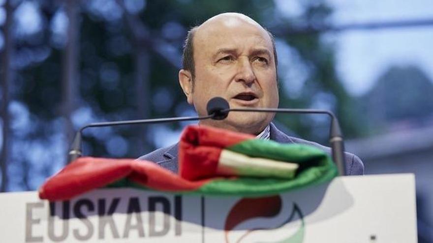 Andoni Ortuzar, reelegido como líder del PNV