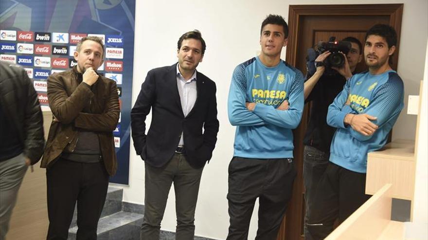 Roig: «Rodri es del Villarreal, pero el fútbol es cambiante»