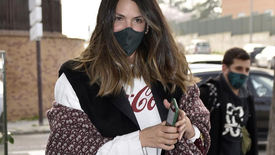Laura Matamoros, en Urgencias a pocos días de salir de cuentas