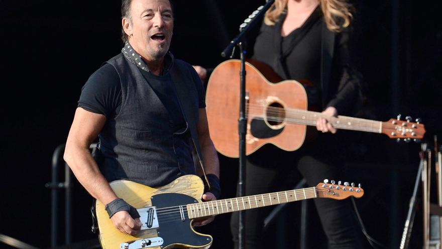 Bruce Springsteen actuará en un megaconcierto en Nueva York
