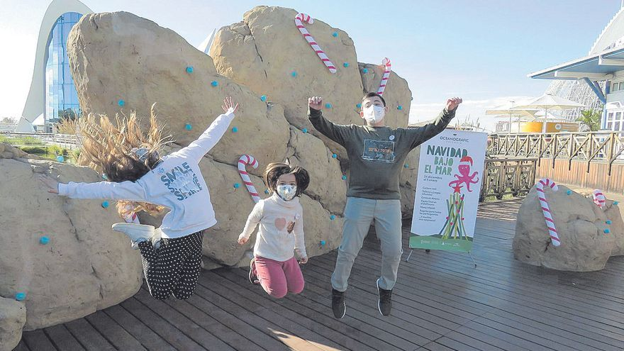 Talleres infantiles en el Oceanogràfic para divertir y concienciar
