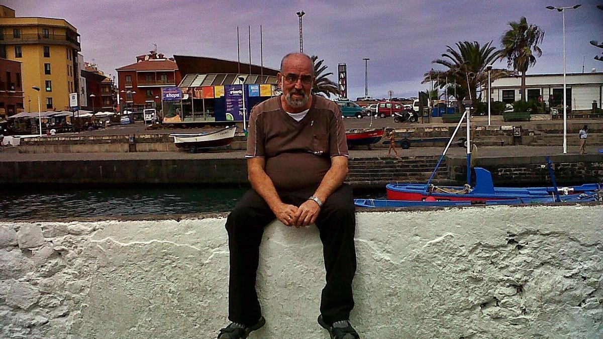 El religioso grancanario Jesús Estévez, fundador de los Hermanos Franciscanos de Cruz Blanca en Venezuela.