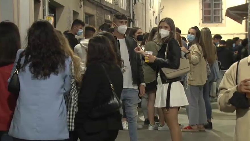 Los universitarios gallegos recuperan sus noches de jueves
