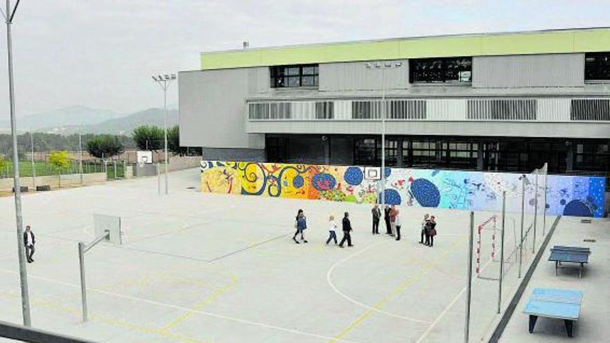 Castellnou aspira a tenir  l'institut escola el curs 2022-23