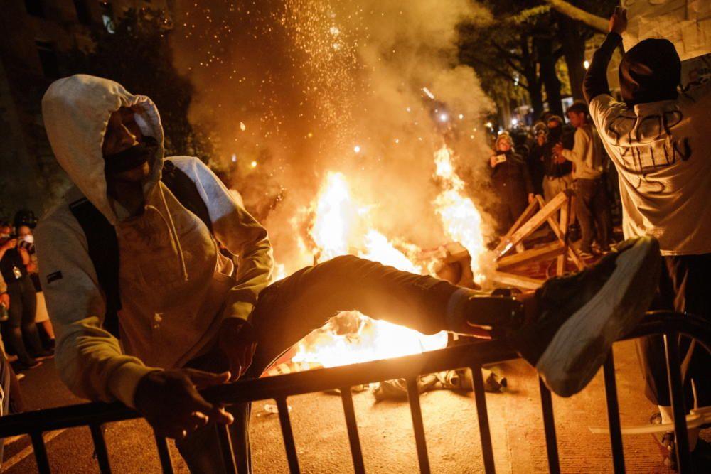Nueva jornada de disturbios en Estados Unidos