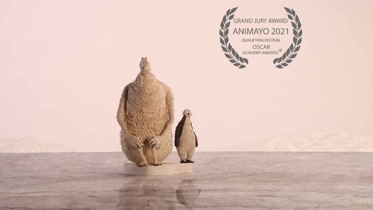 Pearl Diver, by Margrethe Danielsen, Grand Prize of the Animayo Gran Canaria 2020 Jury