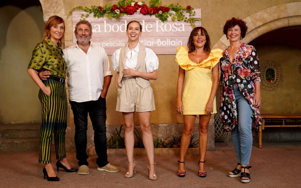 Icíar Bollaín presenta 'La boda de Rosa'