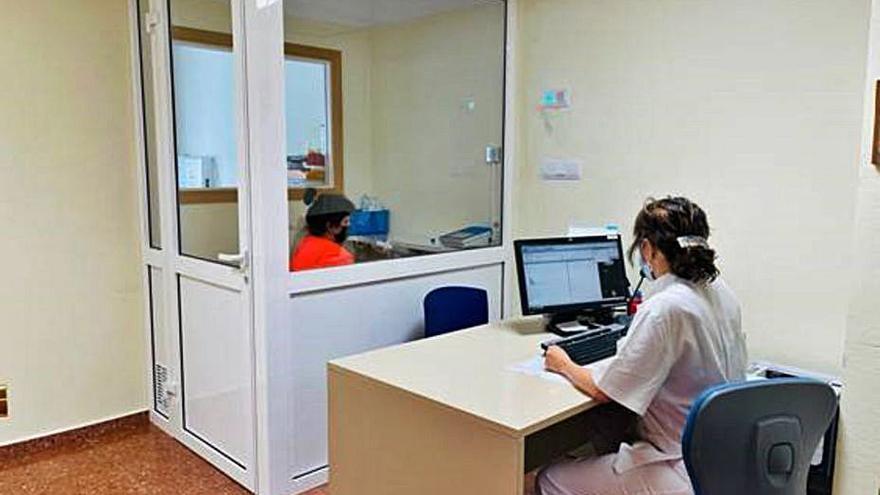L'Hospital de Berga adapta un espai aïllat de covid per fer espirometries