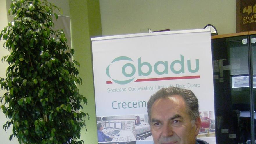El director general de Cobadú, premio al mejor directivo de Castilla y León