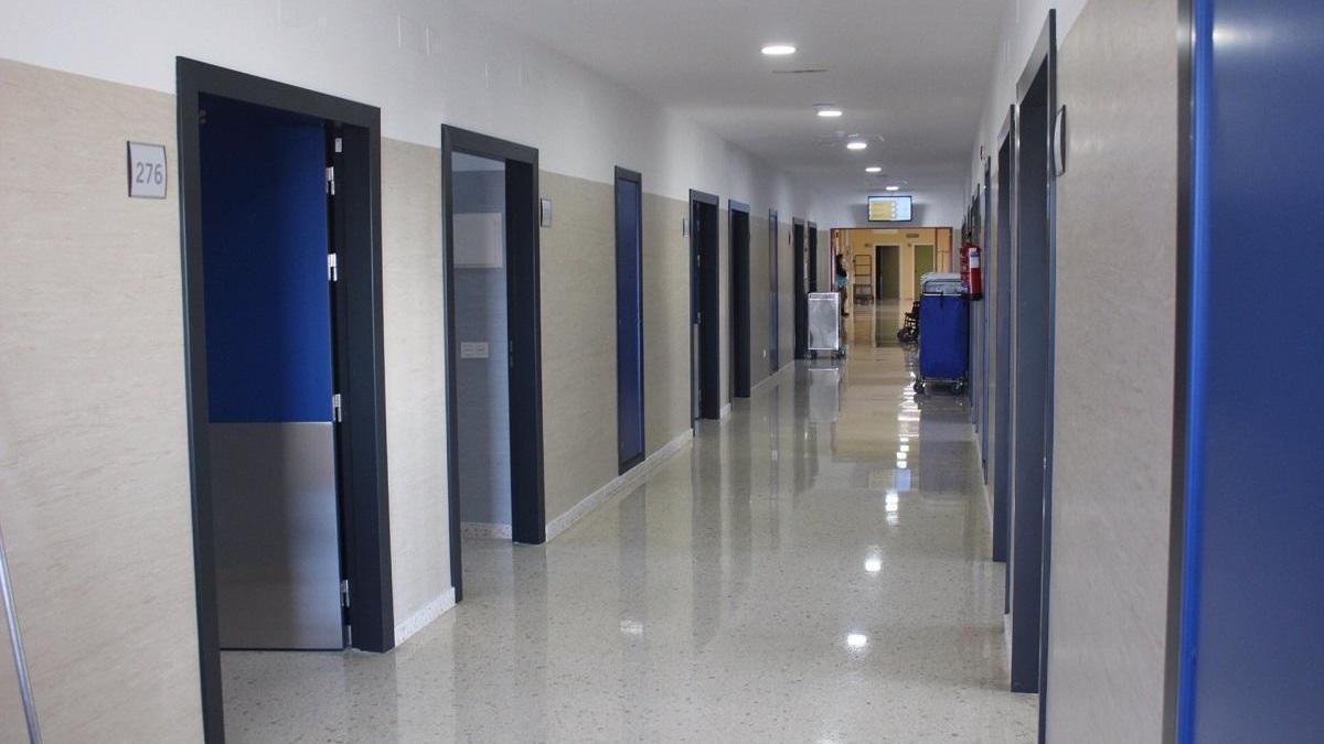 Nuevo ala en el Hospital de la Axarquía.