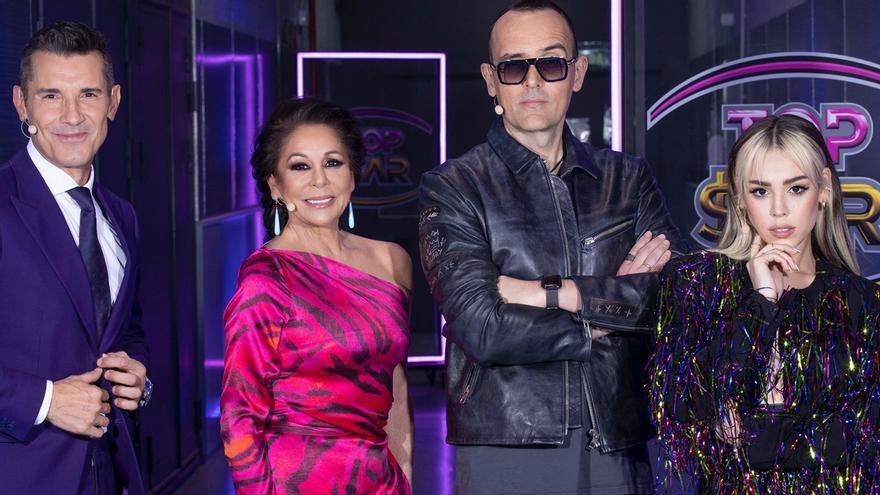'Top Star', 'laSexta noche' y 'Superlópez' se enfrentan esta noche por la audiencia