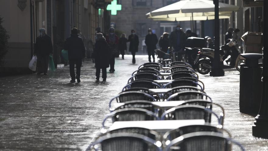 La hostelería reclama a los ayuntamientos que mantengan la ampliación de las terrazas