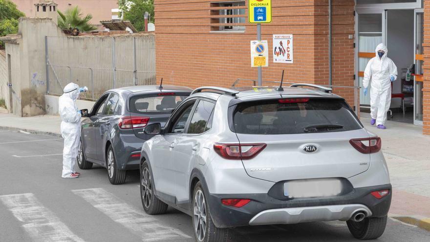 La primera semana del nuevo toque de queda en l'Horta deja 126 multas