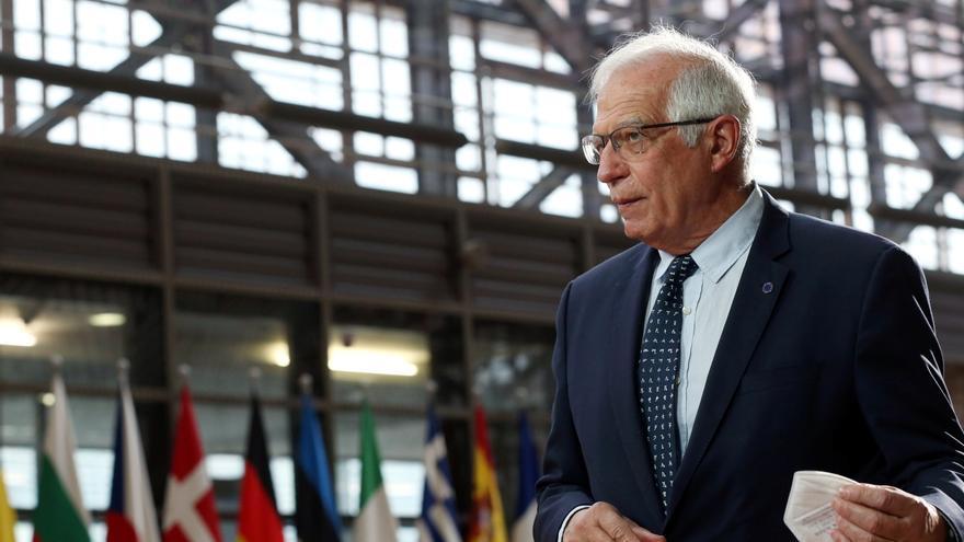 Los ministros de la UE estudian la propuesta de crear un ejército con 5.000 efectivos