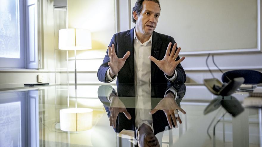 """Marc Pons: """"La unión entre la Universidad y el Parc Bit mediante metro ha quedado postergada"""""""