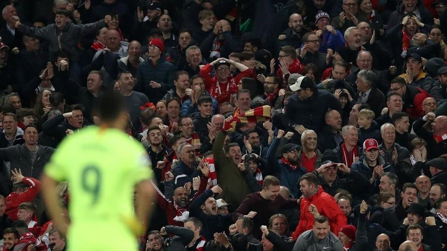 """Suárez: """"En el cuarto gol parecíamos juveniles"""""""