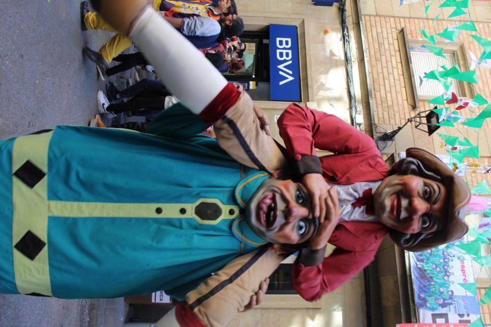 El diumenge de carnaval a Solsona