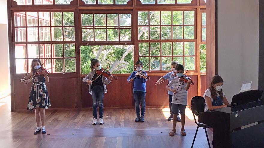 La Escuela Municipal de Música de Santa Cruz abre el plazo de preinscripción