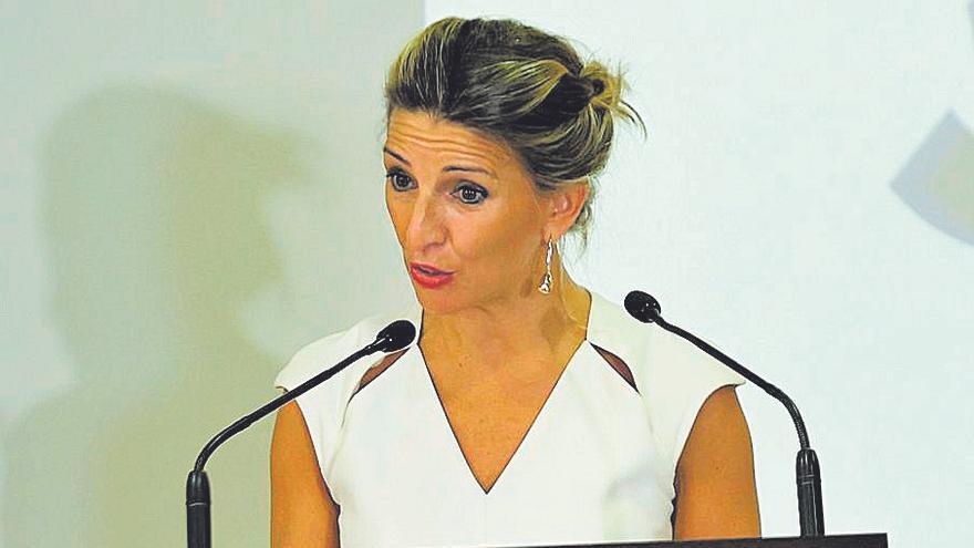García de la Torre invita a Yolanda Díaz a Porriño en plena crisis con EU