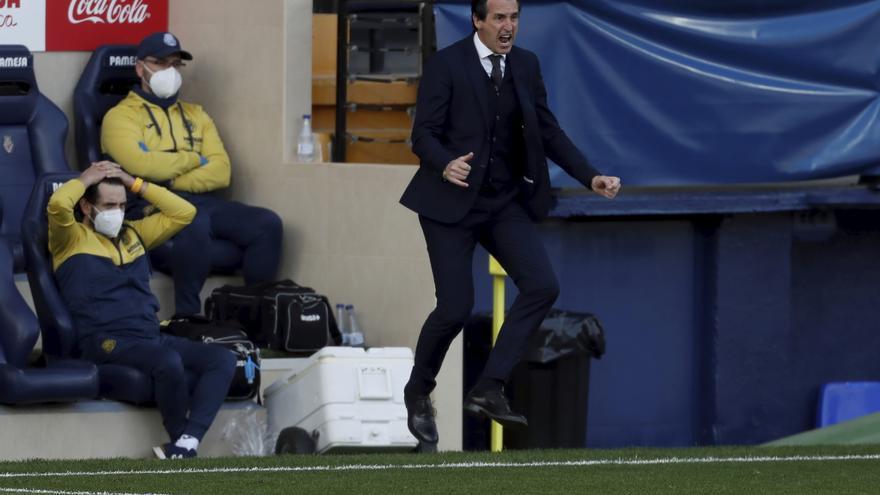 En directo | El Villarreal busca con su gente la clasificación europea ante el Sevilla