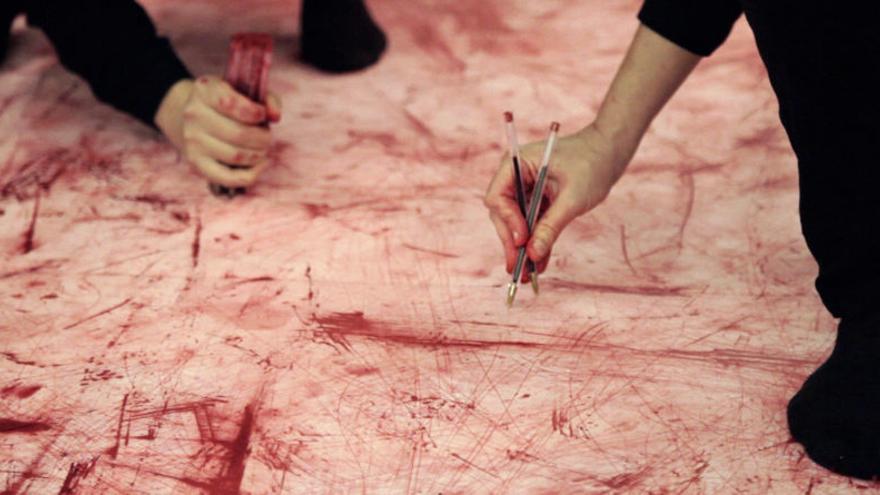 Festival Primavera do Cine - Até que meus dedos sangrem