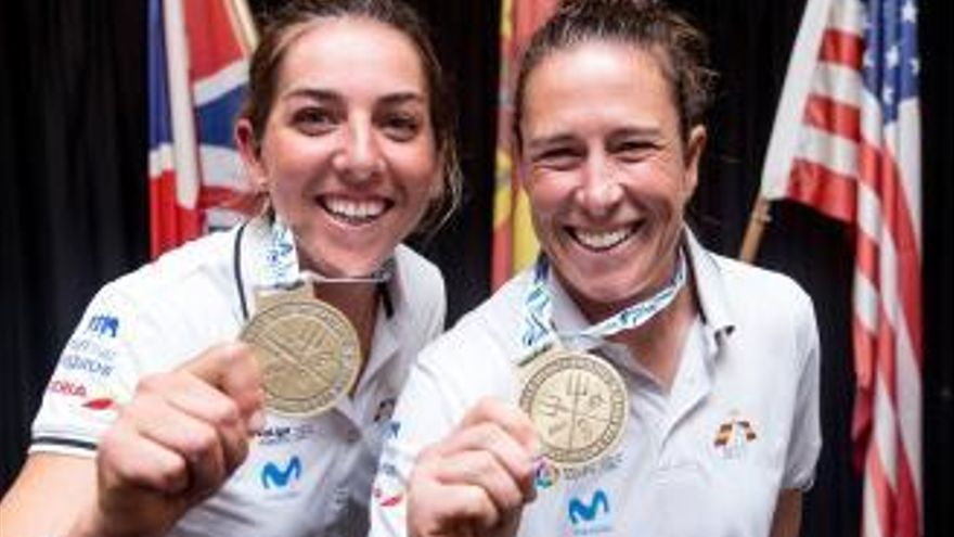 Tamara Echegoyen se proclama campeona del mundo en Geelong
