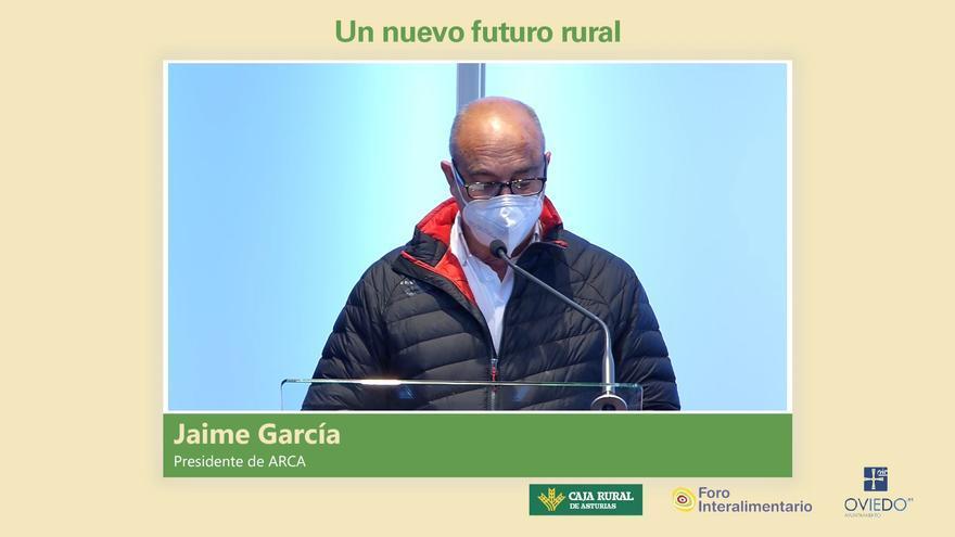 """Jaime García es el presidente de ARCA: """"La actividad va a estar muy vinculado al medio natural y las figuras de protección"""""""