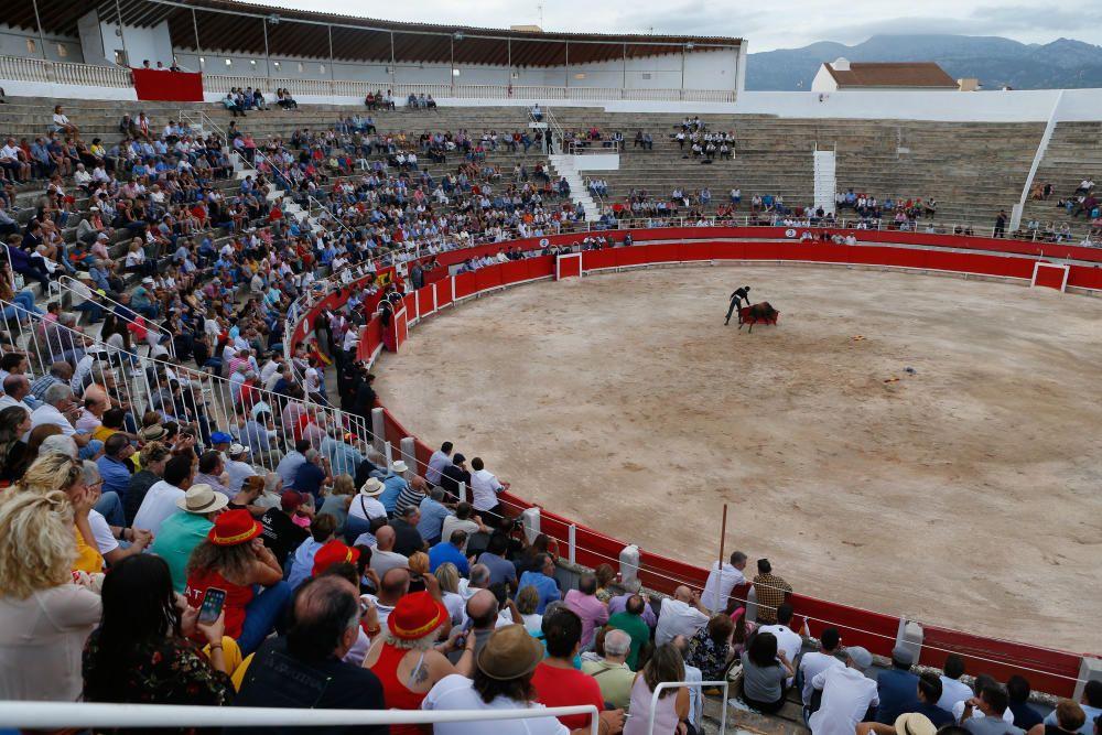 Corrida de toros Inca