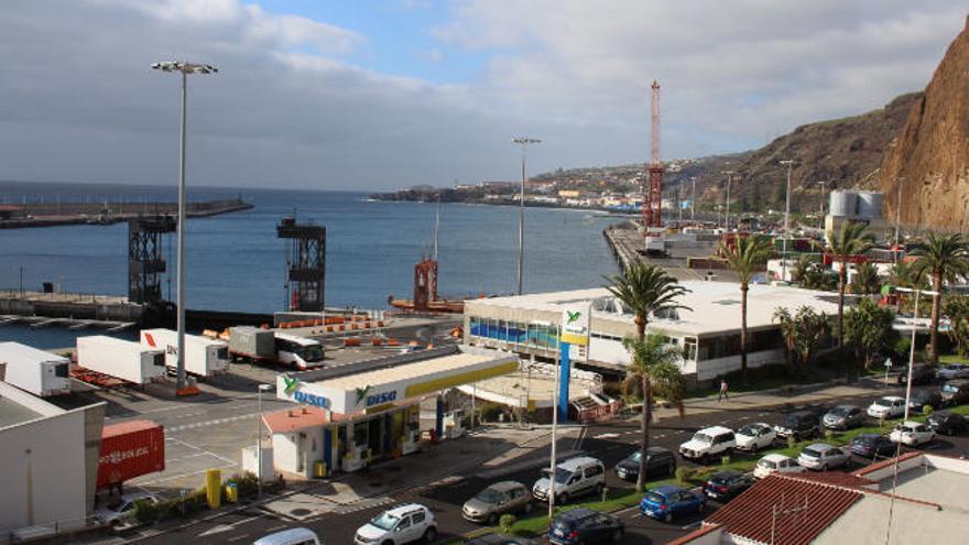 Detenida por agredir a un taxista en La Palma
