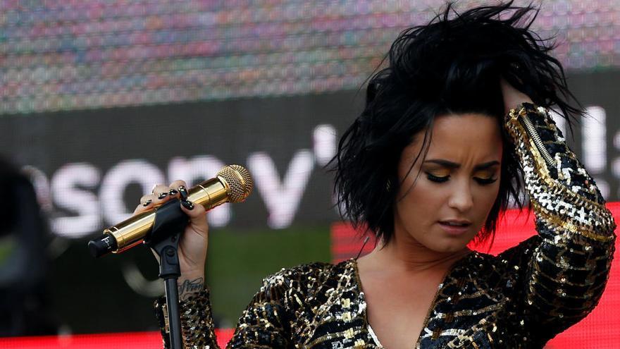 Demi Lovato recuerda cómo explicó a sus padres que le gustan las mujeres