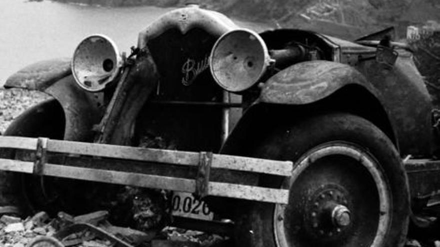 Exposició Antoni Campañà. L'endemà de la retirada: Portbou, 1939