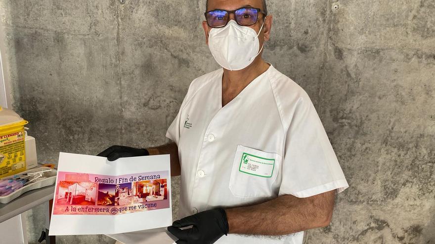 Premiado por vacunar